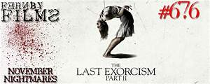 Movie Review – Last Exorcism Part II, The (Unrated Cut ...