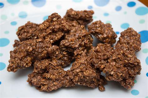 bouch 233 es d avoine au chocolat recette