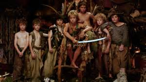 Peter Pan Lost Boys