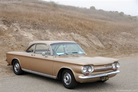 chevrolet corvair series image chassis number