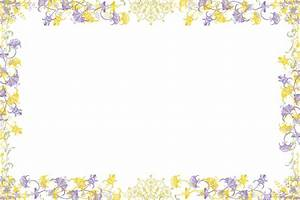 Free Flower Frame or Border Stock Photo - FreeImages com