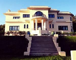 Maison Art Deco : d co facade entree maison ~ Preciouscoupons.com Idées de Décoration
