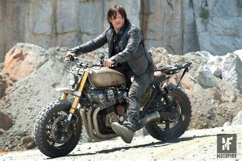 They've Made A Model Of The Walking Dead Daryl's