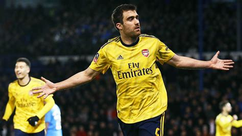 The Emirates FA Cup - Portsmouth 0-2 Arsenal, Fifth Round ...