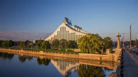 Latvijas Nacionālā bibliotēka | 100in1.lv