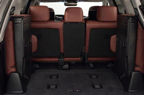 2016 lexus lx third row seats folded press image indian