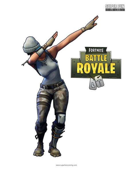fortnite dab coloring page coloring pages cool coloring pages fortnite