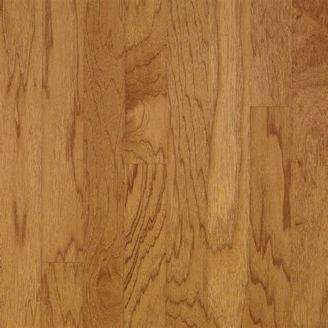 home depot flooring bruce bruce take home sle hickory autumn wheat engineered hardwood flooring 5 in x 7 in br