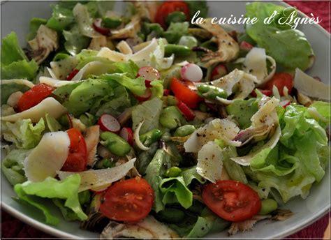 cuisine toscane salade croquante à la toscane la cuisine d 39 agnèsla