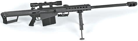 Barrett Bmg by Barrett 82a1 50 Bmg Black With Scope Package The Gun