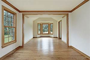 The Pros & Cons Of Painting Wood Trim - Modern Painting