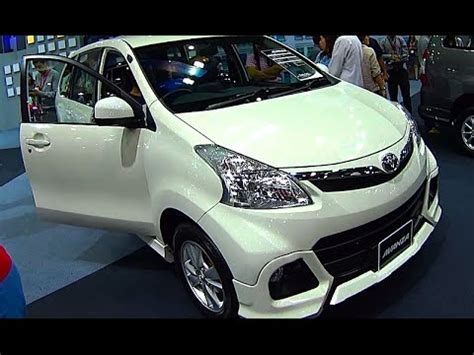 Modified Toyota Avanza 2015 by Toyota Avanza 2015 2016 Review New Generation