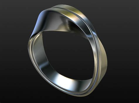 Mobius Strip Size 7 (DNSNB6LQV) by paul_exe