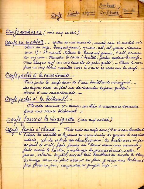 cahier cuisine cahier de cuisine cahier de cuisine personnalisé la p 39 tite