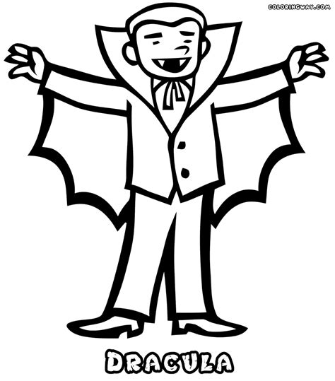 vampire coloring pages coloring pages    print