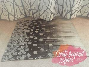 Diy painted floor cloths create beyond the lines for How to paint a floor cloth