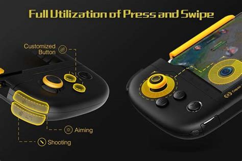flydigi wasp  hand iphone gamepad compatible