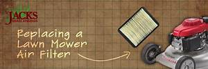 How To Replace A Lawn Mower Air Filter