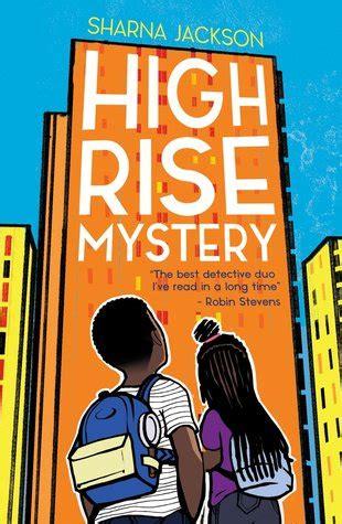 high rise mystery  sharna jackson