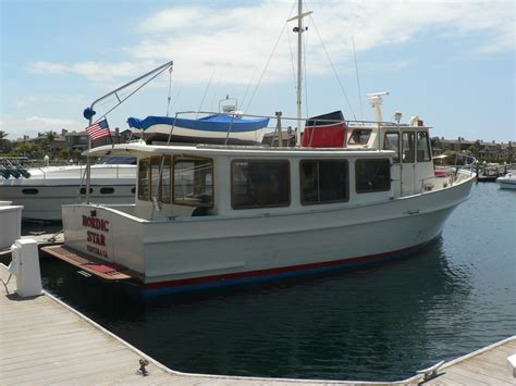 Types Of Pilot House Boats by Pilot House Trawler 1969 For Sale For 19 500 Boats From