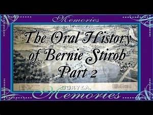 Bernie Stiroh Oral History of Duryea, PA Part 2 - YouTube