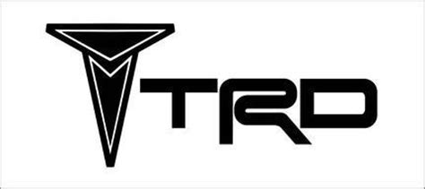 toyota old logo old toyota logo new trd decal tacoma world