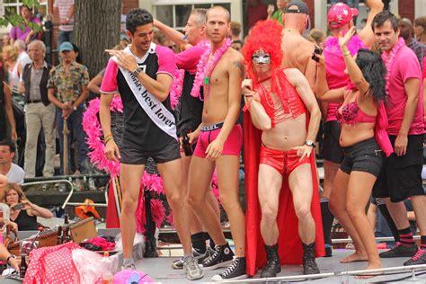 gay pride 2011 amsterdam netherlands prinsengracht