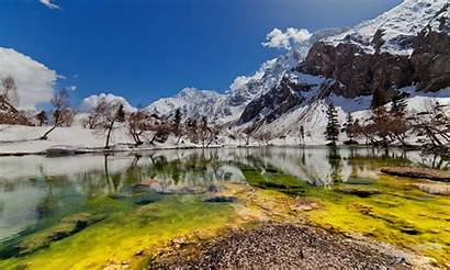 Naltar Lake Valley Pakistan Rama Gilgit Meadows