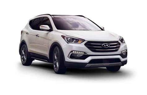 2018 Hyundai Santa Fe Sport · Monthly Lease Deals