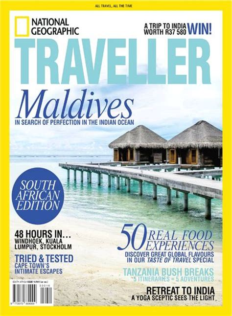 Download National Geographic Traveler South Africa 201212