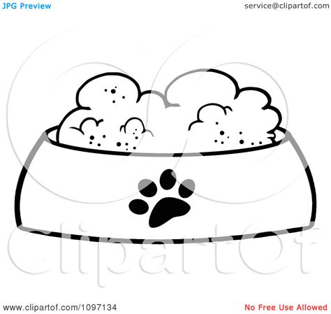 Pet Black And White Clipart - Clipart Kid