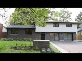 Photos And Inspiration Split Level Curb Appeal by Modern Take On A 60 S Side Split Tons Of Curb Appeal