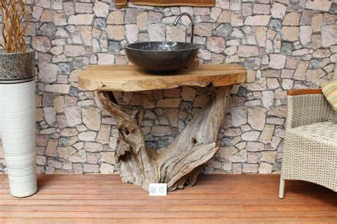 Fliesen Unterbau Holz by Waschbecken Unterschrank Waschtisch Unterbau Teak Holz