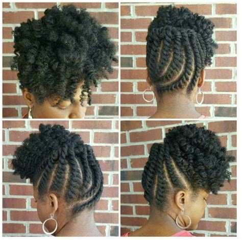 Twist Updo Hairstyles Hair by Twist Out Updo Twist Hair Twists Hair Styles