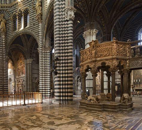 Interno Duomo Di Siena by Duomo Di Siena Termina Il Restauro Pulpito Di Nicola