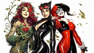 Ranked, The, Top, 10, Hottest, Female, Characters, In, Dc, Comics
