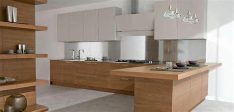 cuisine bois design une cuisine design et moderne toute en bois
