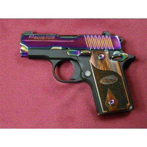 cool colored sig guns