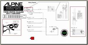 Alpine 3215 Wiring Connection Diagram  Analog Alley Manuals