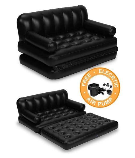 Air Sofa Set by 5 In 1 Adjustable Air Bed Sofa Sofa Set