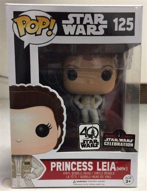 Princess Leia (Hoth) - Star Wars Funko Pops (2017) Basic ...