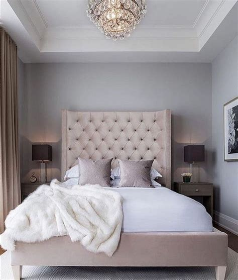gorgeous classic feminine glam bedroom ideas  decomagz