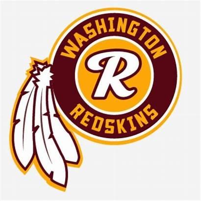 Redskins Washington Logos Football Nfl Concept Alternate