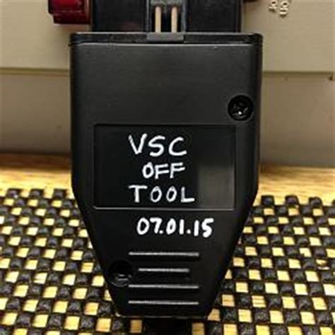 what is vsc light how to reset vsc warning light and traction