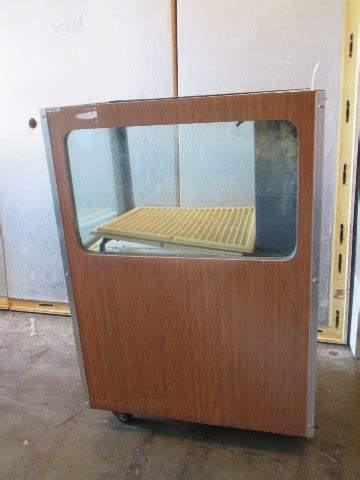 gallon lobster tank refrigerated  seafood display case stand