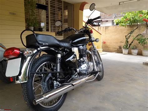 Royal Enfield Bullet 350 by Ownership Review Royal Enfield Bullet 350 Es Page 3