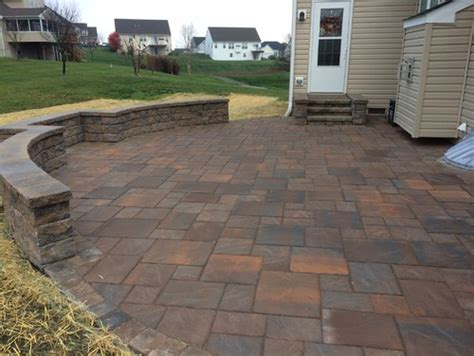 ep henry quot bristol quot paver patio installed in avondale pa
