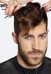 Comment Avoir Les Cheveux Long Homme : tutoriel coiffure comment avoir une coupe fashion coiffure ~ Melissatoandfro.com Idées de Décoration
