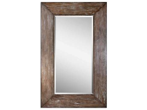 Uttermost Langford 51 X 81 Large Wood Wall Mirror