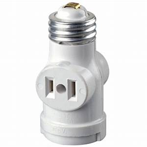 Commercial electric socket with outlets white r